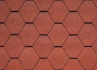 Битумная черепица IKO Armourshield Tile Red
