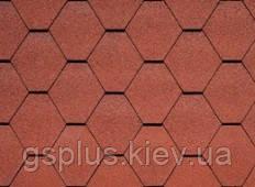 Бітумна черепиця IKO Armourshield Tile Red