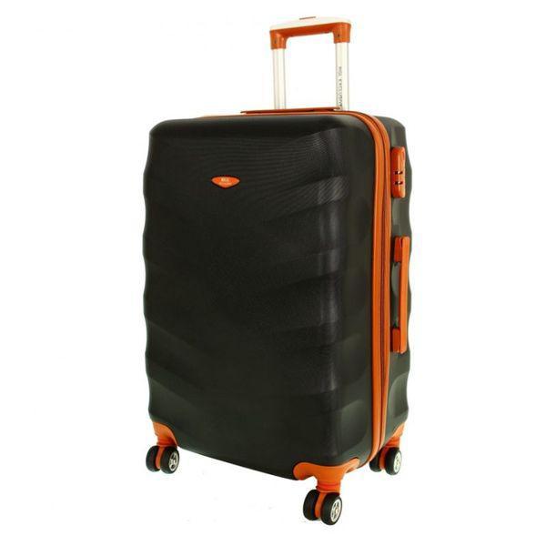 Чемодан сумка Exclusive (средний) черный