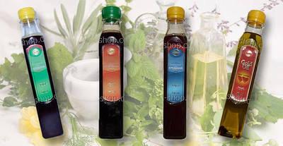 Лечебные сиропы и масла