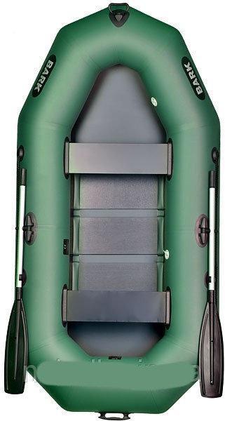 Брендовая гребная надувная лодка Bark (Барк) В-260 с реечным настилом. Отличное качество. Доступно Код: КГ3041