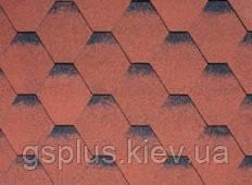 Бітумна черепиця IKO Armourshield Tile Red Ultra