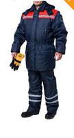 Куртка утепленная рабочая Телеком