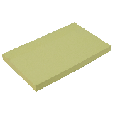 Блок для заметок PASTEL 76х127мм 100л с клейким слоем ассорти, фото 3