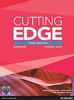 Cutting Edge 3rd ed  Student`s Book + DVD