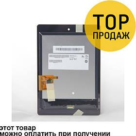 Дисплей для планшета Acer A1-810, черный, с тачскрином