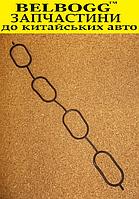 Прокладка впускного коллектора 2,0/2,4 Geely Emgrand EX7 X7, Джили Эмгранд Х7, Джилі Емгранд Х7
