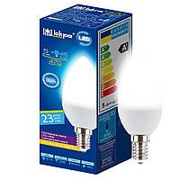 Лампа светодиодная Искра LED lamp C37 5W 3000k E14 400lm
