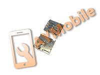 Разъем Sim Lenovo Tab 3 7-30 TB3-710L