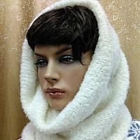 DIANA-KOMIN, хомут шерстяной, фирма Kamea, цвет молочный, фото 1