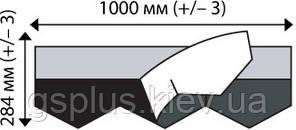 Черепиці бітумна — DiamantShield Black, фото 2