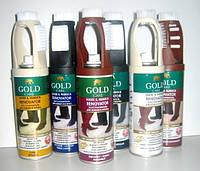 Краска-аэрозоль для замши и нубука Gold Care RЕNOVATOR