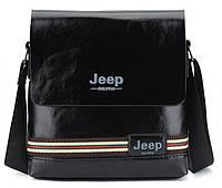 Мужская сумка-клатч Jeep. Черная