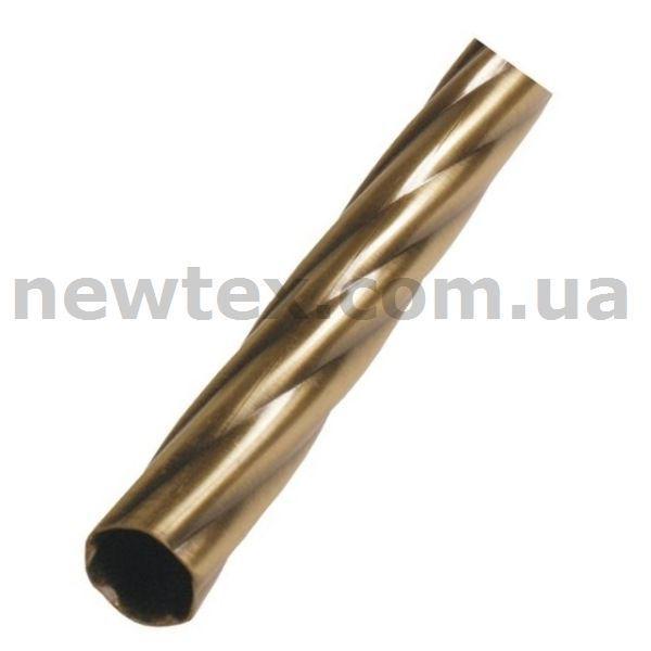 Труба Твистер-крученая для кованого карниза 25 мм