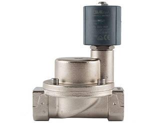 """Клапан 3/4"""", нормально-закрытый, 9015 TEF180C 230V 50 Hz, электромагнитный соленоидный, CEME, Италия"""
