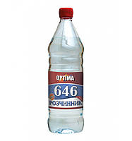 Растворитель 646  ТМ  OPTIMA  без прекурсоров (0, 4 л )