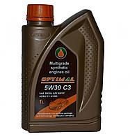 Масло синтетическое OPTIMAL 5W30 С3, 1л