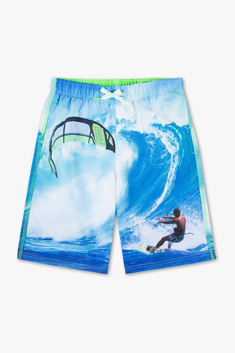 Пляжные шорты плавки на мальчика C&A Германия Размер 128