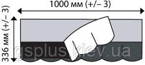 Черепица битумная — BiberShield 10, фото 2