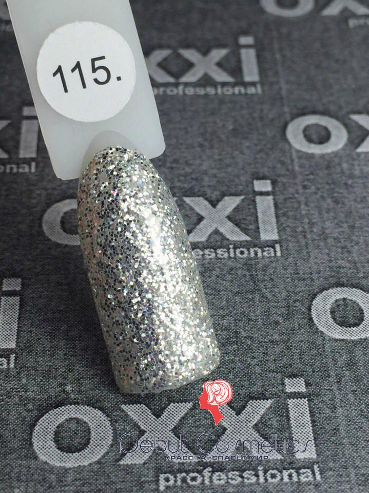 Гель-лак Oxxi 115 8 мл