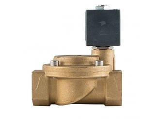 """Клапан 3/4"""", нормально-закрытый, 8615 NBR 230V 50 Hz, электромагнитный соленоидный, CEME, Италия"""