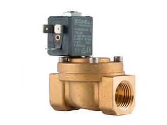 """Клапан 1/2"""", нормально закритий, 8514 NBR 230V 50 Hz, соленоїдний електромагнітний, CEME, Італія"""