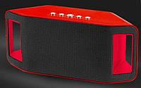 Портативная bluetooth колонка MP3 плеер WS-Y66 Red, фото 1