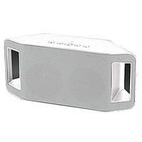 Портативная bluetooth колонка MP3 плеер WS-Y66 White, фото 1