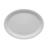 Блюдо овальное 330 mm, 0160 Lubiana