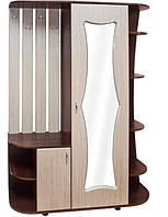 Прихожая Гамма (МДФ) с зеркалом. Шкаф для одежды, вешалка для прихожей. Честная цена!