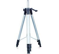 Штатив тренога для нивелира или лазерного уровня в чехле 120см Nivel 13756