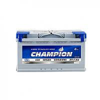 Аккумулятор автомобильный Champion Euro 105 Ah/12V (правый +)