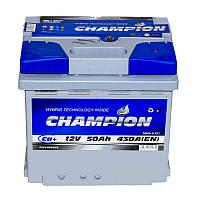 Champion Euro 50 Ah/12V (правый +)