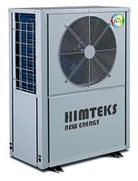 Тепловой насос воздух - вода New Energy 8,1 кВт с возможностью охлаждения летом