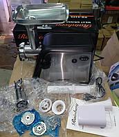 Электромясорубка + соковыжималка Rainberg RB-6305 (реверс) 3000W