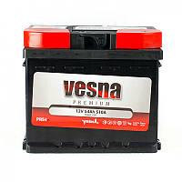 Vesna Premium Euro 54 Ah/12V (правый +)