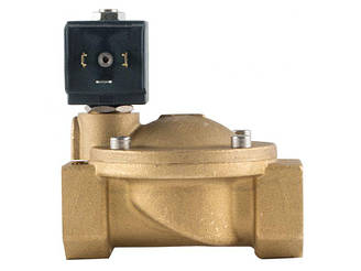 """Клапан 1"""", нормально закритий, 8616 NBR 230V 50 Hz, соленоїдний електромагнітний, CEME, Італія"""
