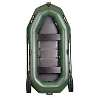 Безопасная надувная лодка Bark (Барк) В280 трехместная гребная. Отличное качество. Доступная цена. Код: КГ3048, фото 1
