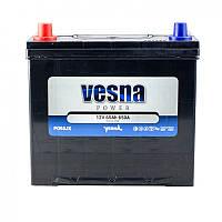 Vesna Japan 65 Ah/12V (левый +)