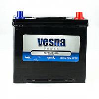 Vesna Japan Euro 65 Ah/12V (правый +)