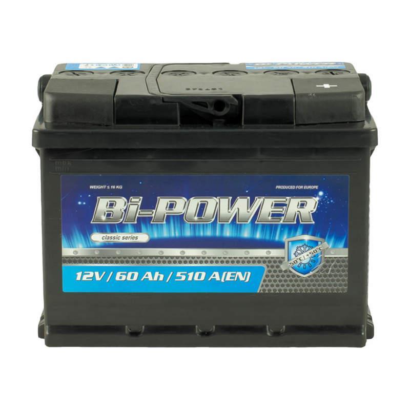 BI-Power 60 Аh/12V (правый +)