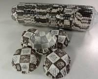 Бумажные формы (тарталетки) для выпечки кексов 4,5-10,5 см 1000шт