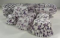 Бумажные формы для выпечки маффинов и капкейков 4-10 см 1000шт