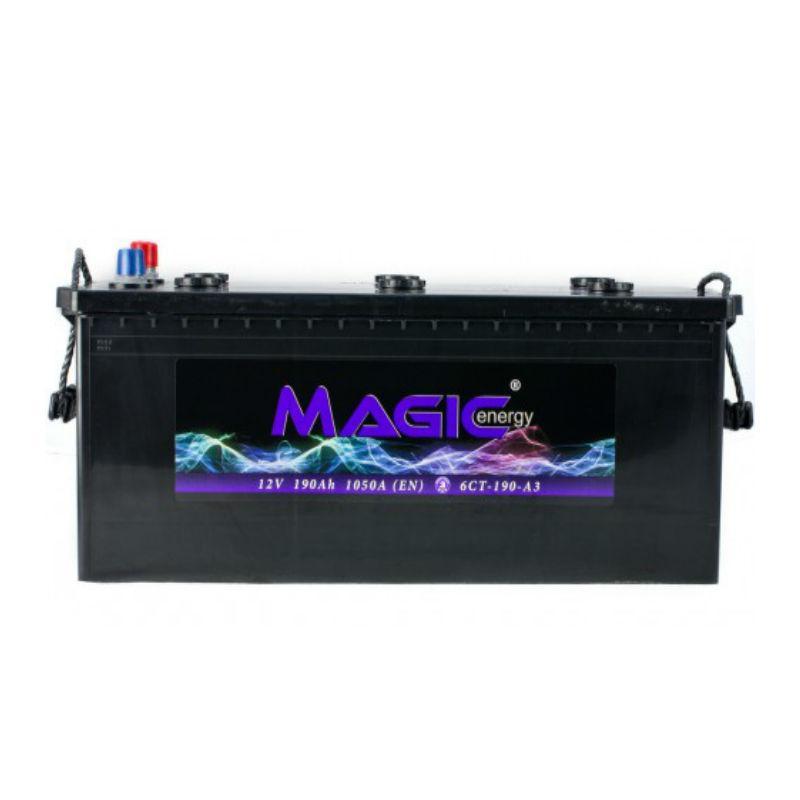 MAGIС ENERGY 190 Ah 12V Euro