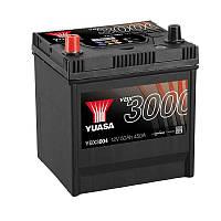 Yuasa 12V 50Ah SMF Battery Japan YBX3004 (левый +)