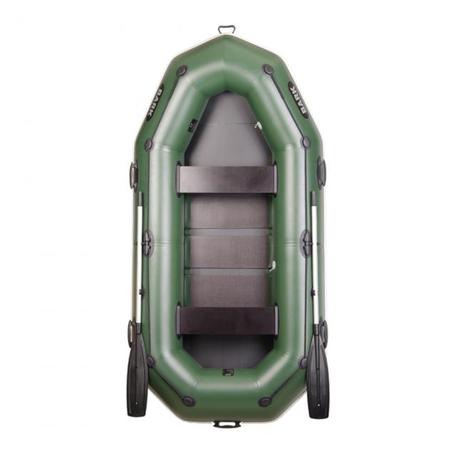Трехместная надувная лодка Bark (Барк) B-280P. Отличное качество. Доступная цена. Дешево. Код: КГ3049
