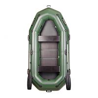 Трехместная надувная лодка Bark (Барк) B-280P. Отличное качество. Доступная цена. Дешево. Код: КГ3049, фото 1