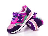 Детская спортивная обувь для девочек от фирмы GFB (рр.с 32 по 37 ).