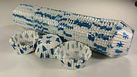Бумажная капсула для выпечки кексов (ф 4,0 см - 9 см) 1000шт  82 (1 уп.)