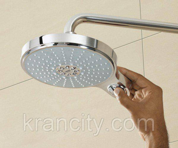 Верхний душ GROHE POWER AND SOUL COSMOPOLITAN 26172LS0